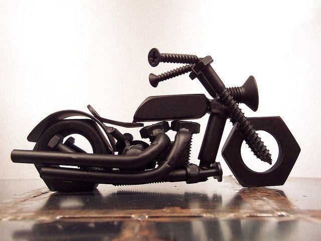 Bike 33 by Brown Dog Welding, via Flickr