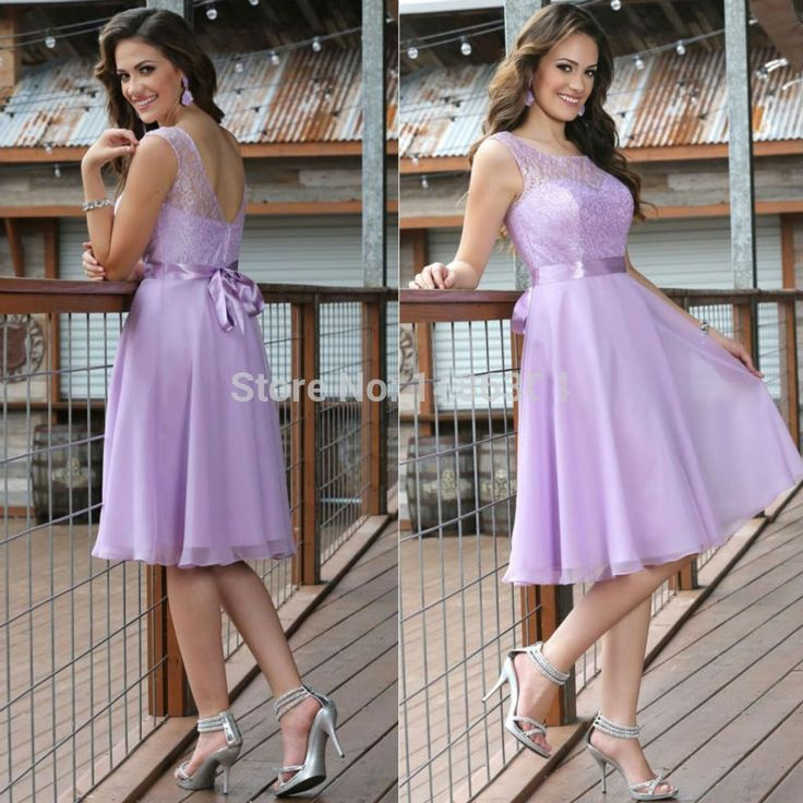 17 best Bridesmaid Dresses Lavender & Silver images on Pinterest ...