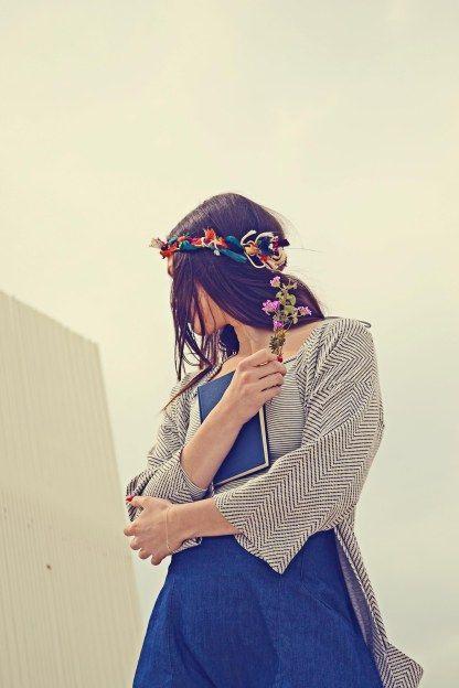 Spring Hues...  BADILA FASHION Spring-Summer '16 Collection > Spring it Up <