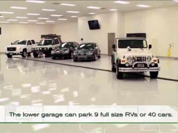 WOW ! Inilah Garasi Mobil Bawah Tanah Termahal di Dunia #mobilWOW