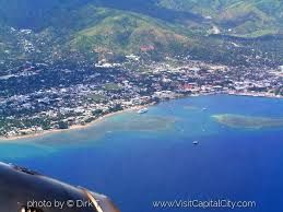 Dili city - capital of East Timor