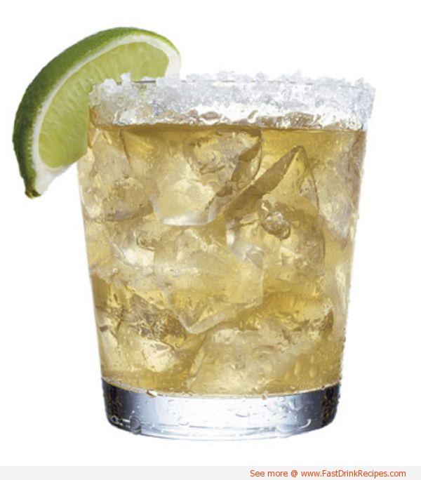 Cuervo Golden Margarita Recipe
