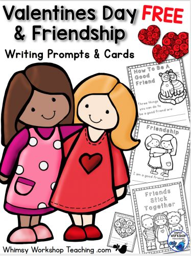 friendship writing prompts Friendship journaling and friendship day prompts for kids — each year on the  first  20 write a story about you and your best friend going on an adventure.