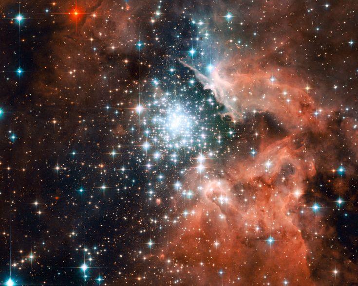 Hubbleův teleskop pozoruje vesmír už 26 let. Podívejte se na jeho nejvydařenější snímky