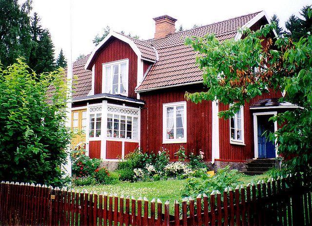 Emil's house, Lönneberga, Småland, Sweden.