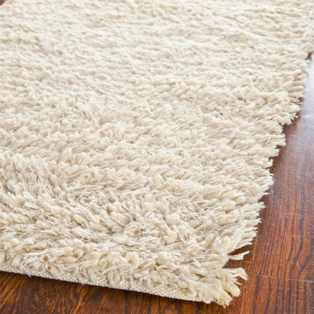 I pinned this Malibu Shag Rug in White from the Our Best-Selling Rugs event at Joss and Main!