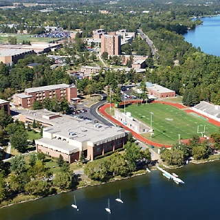 Great view of the Chet Anderson Stadium!