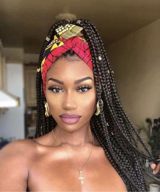 20 Meilleures coiffures africaines – Autour de la France