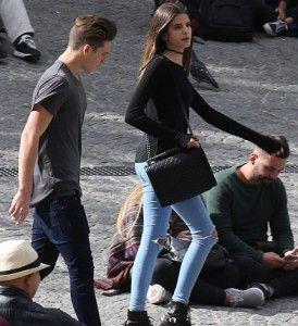 Le fils de Victoria et David Beckham, Brooklyn s'affiche désormais avec sa nouvelle petite amie, la belle et ravissante tunisienne, Sonia Ben Ammar...