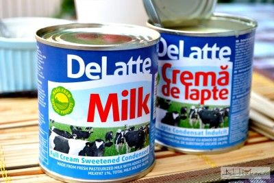 """Adi Hădean: """"Pe site-ul distribuitorului sunt trecute toate detaliile despre produs dar nu toată lumea știe unde să se uite după ele așa că apare frecvent întrebarea: """"ce are crema asta de lapte în compoziție?"""". Răspunsul e simplu: doar lapte și zahăr. Am făcut mai multe încercări """"în teren"""", adică în bucătărie. Am concluzionat că folosind crema asta reduc destul de mult cantitatea de zahăr din anumite rețete.""""  ➡ https://goo.gl/B6AplO"""
