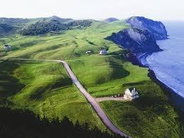 Madeleine Islands, Quebec, Canada