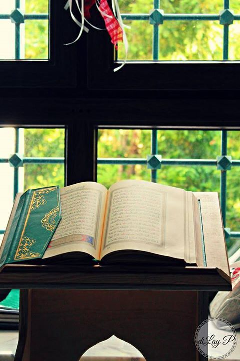 Al Quran Allah is with me