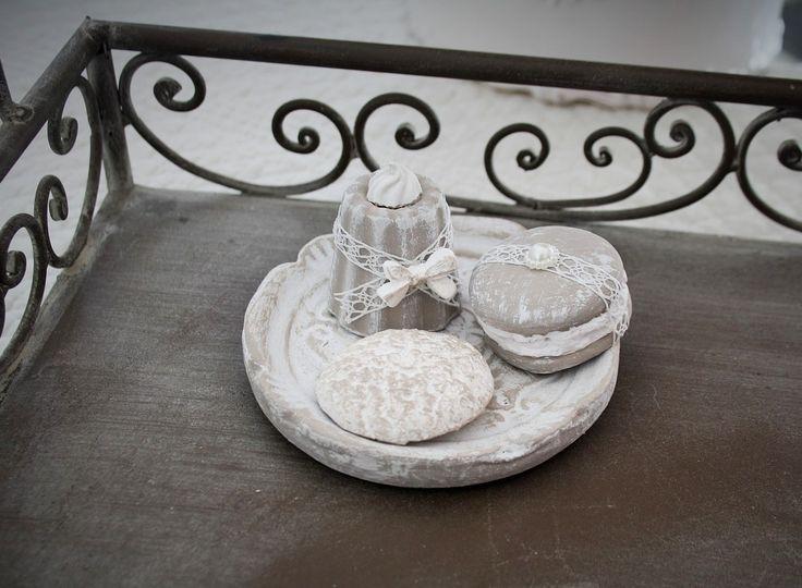 Plâtres diffuseur de senteur en déco gourmande : Accessoires de maison par la-cage-a-deco