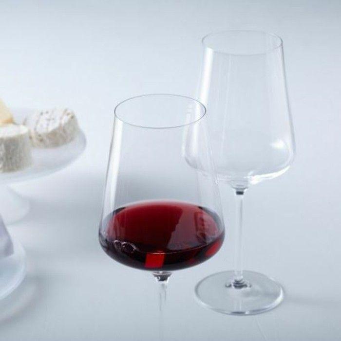 leonardo wine glass architecture of the wine glass Tulip white wine puccini