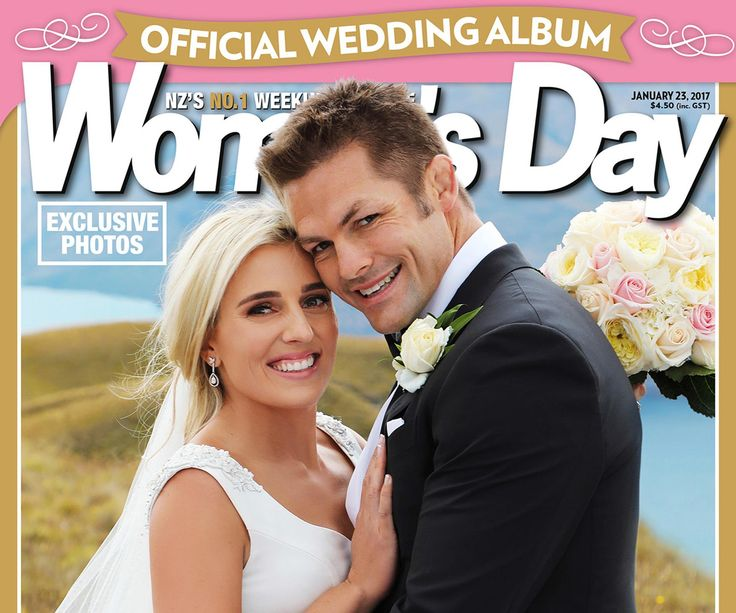 It was the moment New Zealand had been waiting for with feverish anticipation – the wedding of All Black legend Richie McCaw to his hockey sweetheart Gemma Flynn.