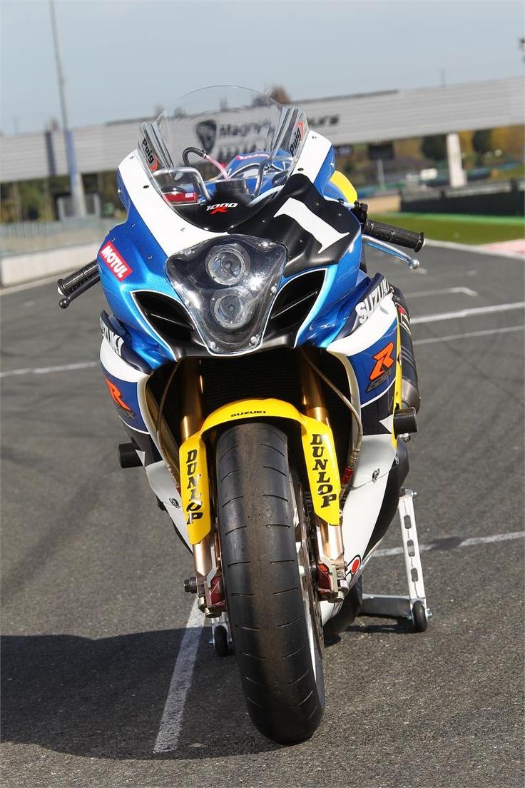 Racing Cafè: Suzuki GSX-R 1000 Team SERT 2011
