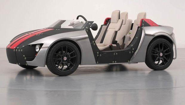 Toyota Camatte 57s Tokyo Toy Show Concept Car Kids Sports Version Concept Cars Pinterest