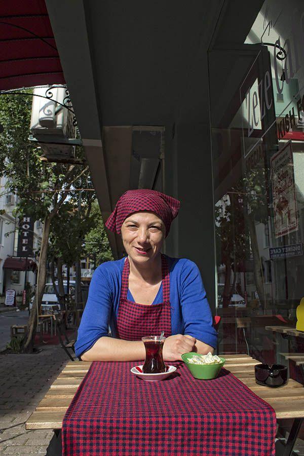 Zeze Cafe - Antalya cafeler . Mola zamanı...