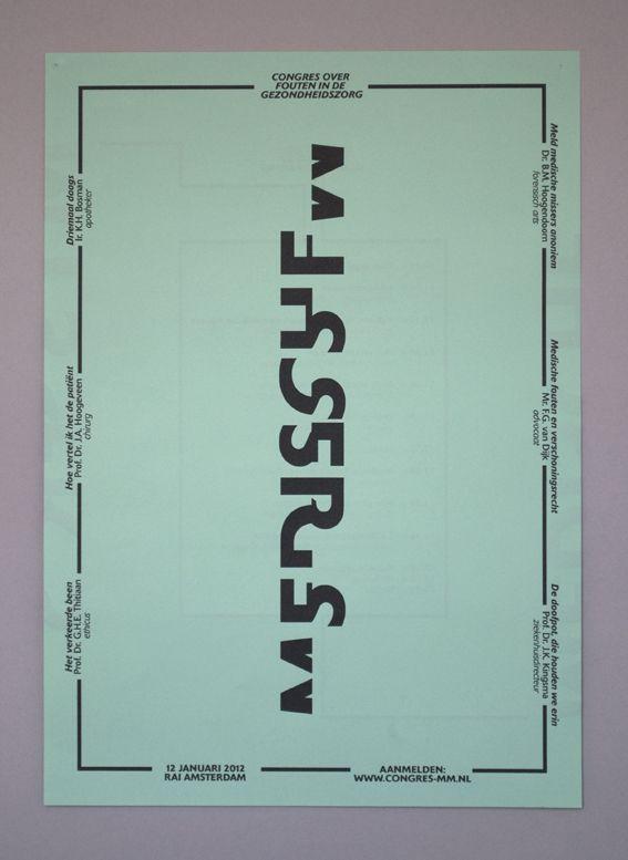 Congres Medische Missers poster / by Koos Breen