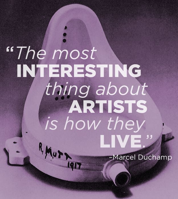 Marcel Duchamp | 14 Excellent Pieces Of Advice Every Artist Should Remember