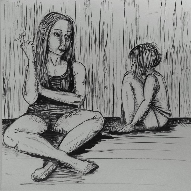Ink on paper. Repulsion, the natural effect of some thing that makes you uncomfortable. Grubby net curtains, tea stained mugs, teenagers, mould, dirty fingernail, your ex, your friends ex, your ex …