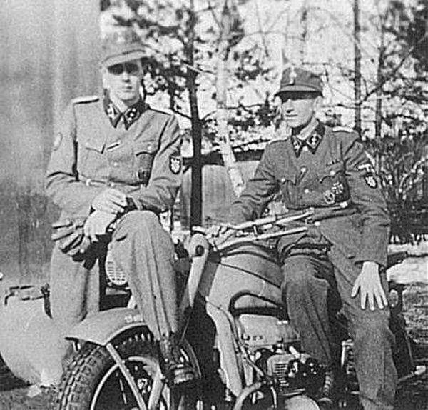 245 besten Waffen-SS Unit Insignias Bilder auf Pinterest