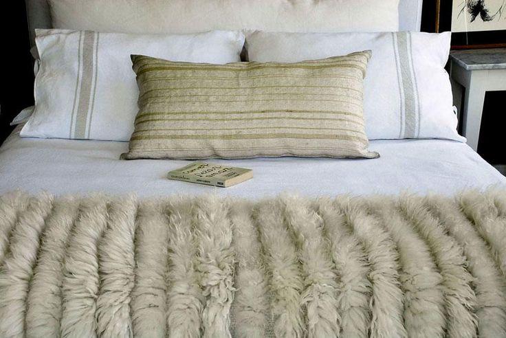 Buy Decorative & Designer Sheepskin Blanket Online – Homelosophy
