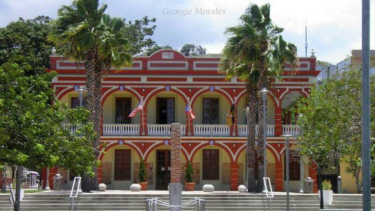 Arquitectura de PR, Alcaldía de Yauco