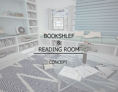 "Check out new work on my @Behance portfolio: ""Bookshelf & Reading Room : Concept."" http://be.net/gallery/46400807/Bookshelf-Reading-Room-Concept"