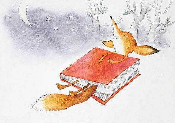Leonid Gore - professional children's illustrator