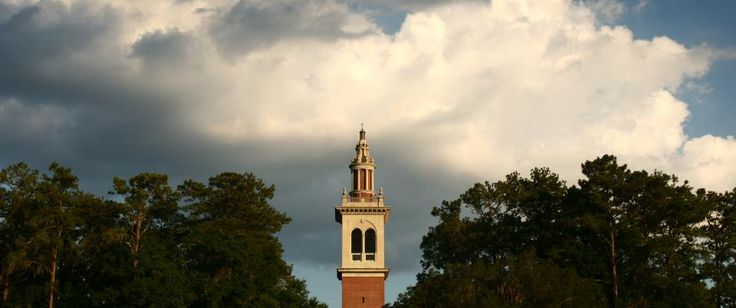 Stephen Foster Bell Tower: photo by John Fletcher