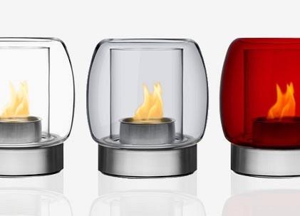 Kaasa Fireplace by iittala