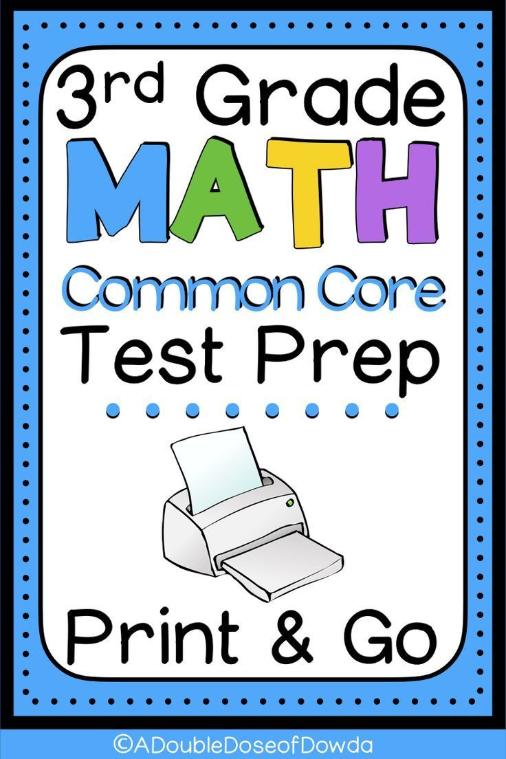 Pin On 3rd Grade Tn ready math practice test grade