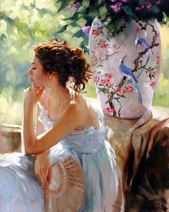 Amazing World Sites & Photography: Beautiful Watercolor Paintings Art – Cute Kids Paintings