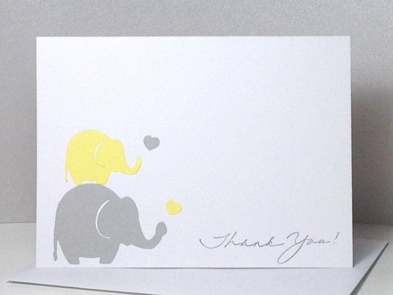 Best  Babyshower Thank You Cards Ideas On   Baby