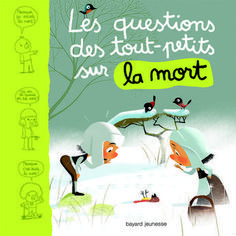 Toddler questions about the death of Marie Aubinais, Dankerleroux and Anouk Ricard (very diverse, several stories)