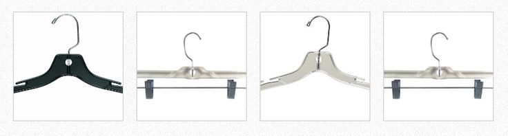 Retail Plastic Hangers - Great Quality and Fast Delivery in Canada - http://www.rollingracks.ca/store/c8/Plastic_.html