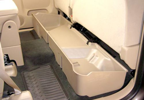 Chevy Silverado Accessory - Du-Ha Chevy Silverado Under Seat Storage Bin