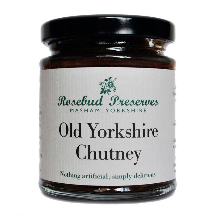 Old Yorkshire Chutney