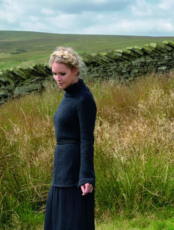 Knitting pattern from Grace by Kim Hargreaves, McA direct