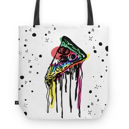 Bolsa Pop.Pizza.Freak de @viniancetti | Colab55