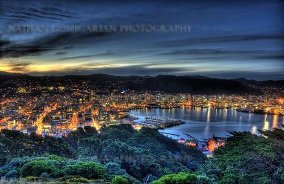Mt. Victoria - Wellington