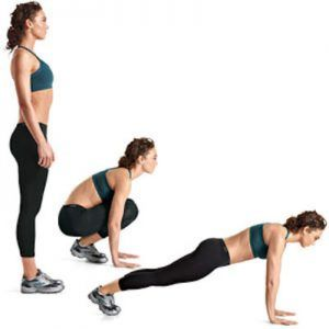 6 Moves Towards A Toned Booty.