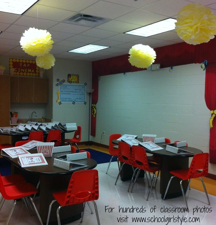 Hollywood Classroom Decor : Best images about hollywood themed classroom on