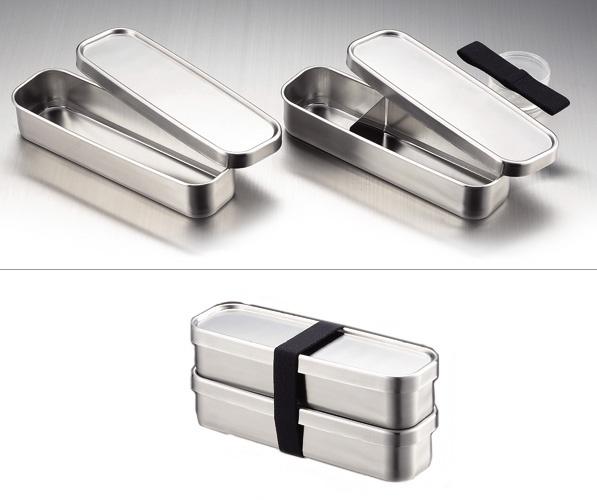 格好いいお弁当箱/Aizawa lunch-box