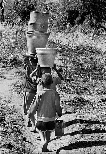 Carrying Water Home