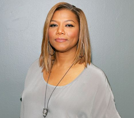 """Queen Latifah: Donald Sterling's Alleged Racist Remarks Are """"Pathetic"""" - Us Weekly (Photo by Bennett Raglin)"""