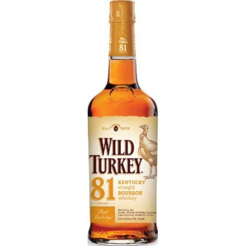 Wild Turkey • 81′