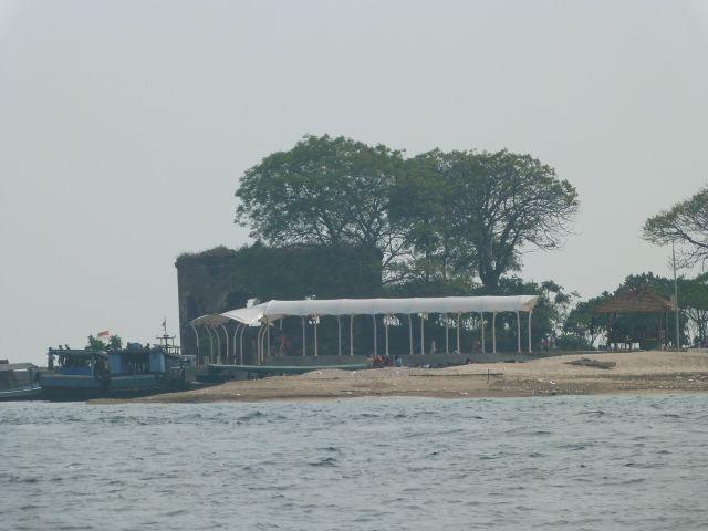 #pulauseribu #pulaukelor #BentengMortelo #indonesiaIsland
