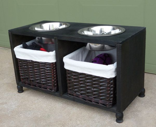 fancy pet furniture. 19 brilliant diy projects for pet food stations fancy furniture